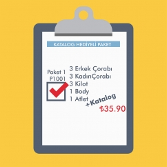 Katalog Hediyeli Paket 1 P1003