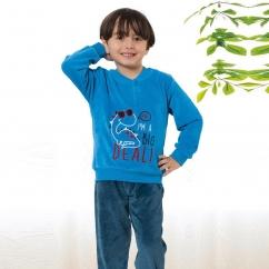 Kadife Çocuk Takım KT1190