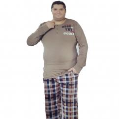 Battal Erkek Koton Takım KT1193