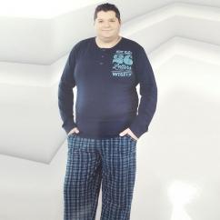 Battal Erkek Koton Takım KT1195