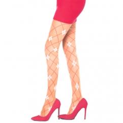 Desenli Çorap CR735