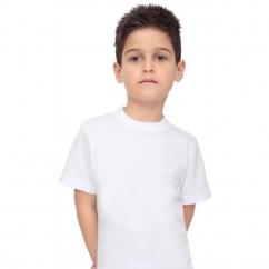 Erkek Çocuk Kısa Kollu Atlet