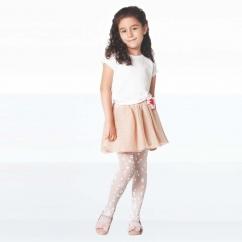 Kız Çocuk Desenli Çorap