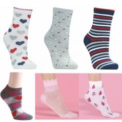 12li Toptan Kadın Çorap