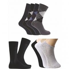 12li Toptan Erkek Çorap