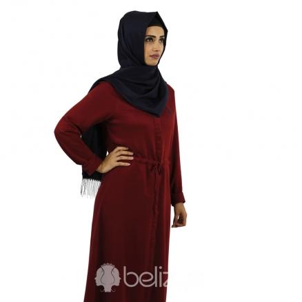 Uzun Tunik Elbise D139