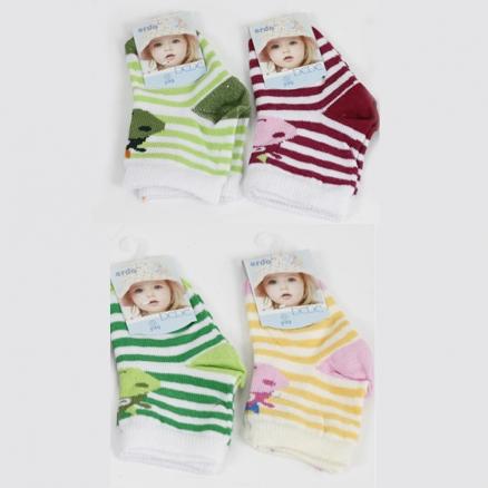 Bebek Çorap CR184