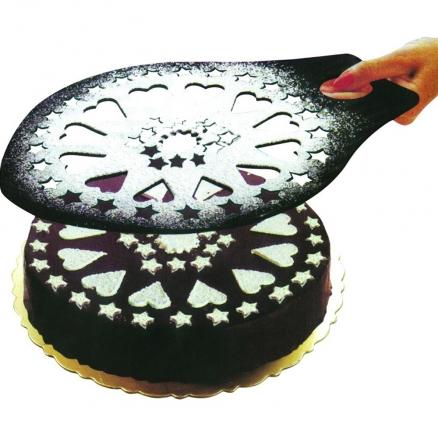 Pasta Süsleme Kalıbı M485