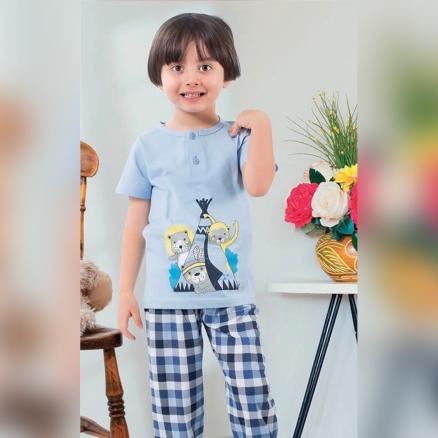 Erkek Çocuk Koton Takım KT864