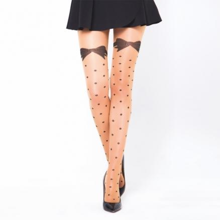 Fiyonklu Çorap