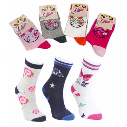 Kız Çocuk Soket Çorap