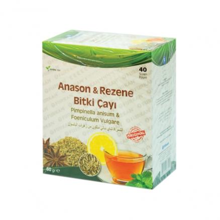 Anason Ve Rezene Çayı