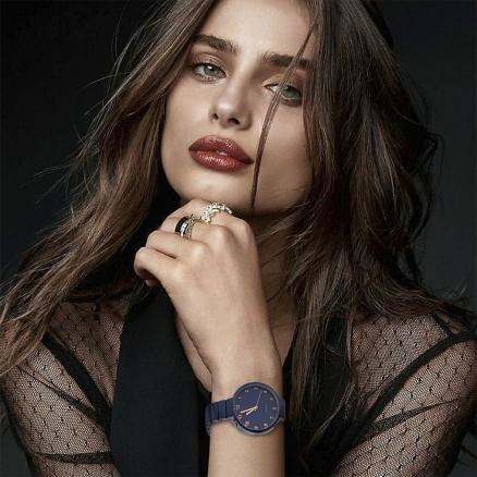 Metal Kordonlu Kadın Saat