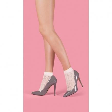 Desenli Soket Çorap CR375