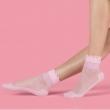 Desenli Soket Çorap CR181