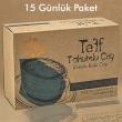15 Günlük Teff Çayı