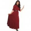 Kırmızı Elbise E816