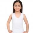 Kız Çocuk Kalın Askılı Atlet