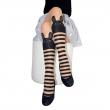 Kedili Külotlu Çocuk Çorabı